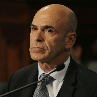 Gustavo Arribas, jefe del inteligencia del gobierno de Macri.
