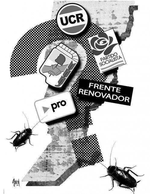 El resultado de la gestión de Mauricio Macri es lo que definirá políticamente las coaliciones electorales en la provincia de Santa Fe