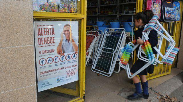 El gobierno redobla la campaña de prevención del dengue