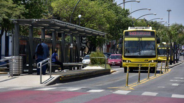 Anulan las paradas del Metrobus Norte por tareas de mantenimiento