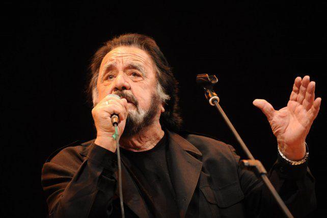 El cantor Horacio Guarany no quería que se hiciera un velatorio para despedir sus restos.