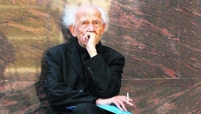 Prolífico. Bauman detalló con maestría la fragilidad de los lazos humanos.