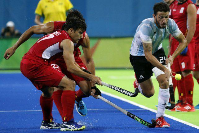 Elegido. El ex Uni de Rosario será uno de los tres Leones campeones olímpicos que estarán presente en la Hockey India League.