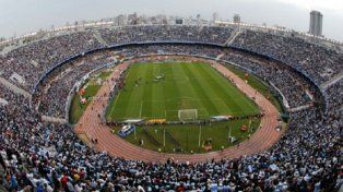 A River. El estadio de Núñez volverá a ser sede. Argentina enfrentará a Chile en marzo.