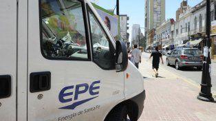 Fin de semana con cortes programados de la EPE en varios sectores de Rosario