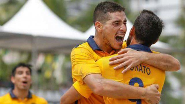 Rosario Central pasó a la final de la Copa Libertadores de Fútbol Playa
