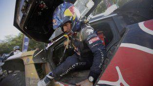 Monsieur Dakar. El galo ganó seis veces en moto y siete en autos. Es el verdadero dueño de la carrera.
