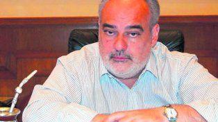 Polémico. El 21 de diciembre Ricardo Colombi quiso evitar allanamientos.