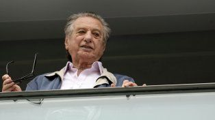 El empresario Franco Macri.