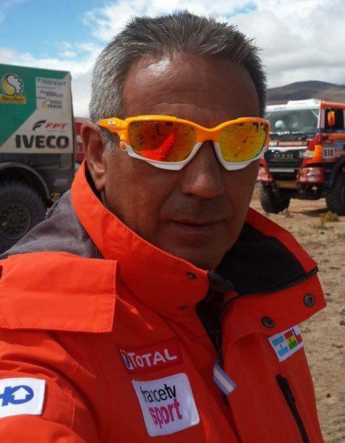 Experto. Godoy participó de 5 Dakar como control y lo conoce bien de adentro.