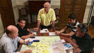 El gobernador manifestó su preocupación por la situación en el sur provincial.