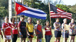 El rugby hizo lo que la diplomacia no pudo