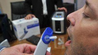El viernes comienzan los controles de narcolemia para los conductores en la ciudad