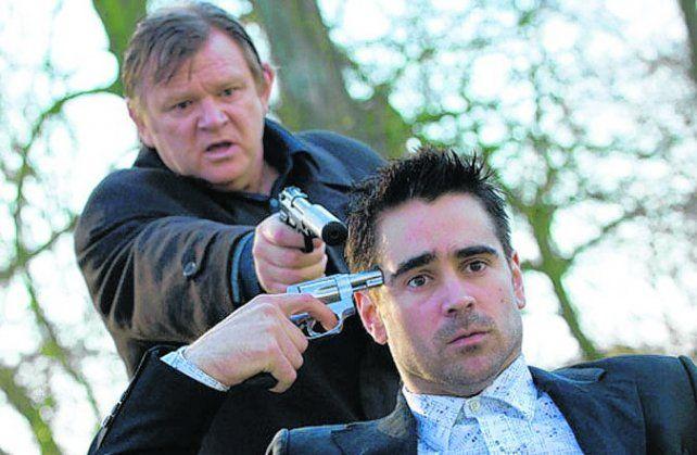 drama de sicarios. Colin Farrel protagoniza Escondidos en Brujas.