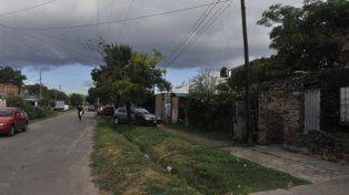 viamonte al 7000. Los vecinos hacía varios días que no veían a Gione y llamaron a la policía.