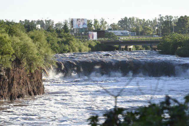 La altura del arroyo Saladillo