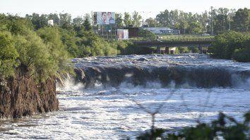 La altura del arroyo Saladillo, la gran preocupación de los vecinos de la zona sur de Rosario.
