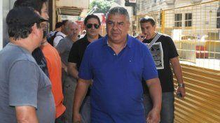 Del ascenso. Claudio Tapia, uno de los referentes en el conflicto de los clubes y AFA.