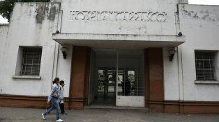 El Hospital Carrasco. El chico de 10 años fue atendido en ese lugar, pero los médicos no pudieron salvar su vida.