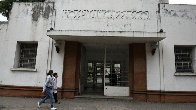 El Hospital Carrasco. El chico de 10 años fue atendido en ese lugar
