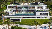 La mansión más cara de Estados Unidos queda en Bel Air y está a la venta