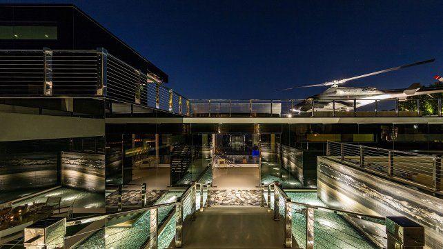 La mansión más cara de Estados Unidos queda en el exclusivo barrio de Bel Air y está a la venta
