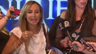 gladys florimonti exploto porque los periodistas le preguntaron boludeces