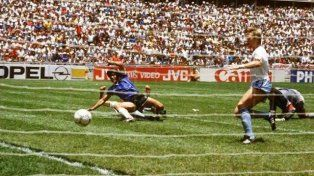 la reaccion de un hombre en estado vegetativo al escuchar el gol de maradona a los ingleses