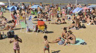 La Florida y la Rambla Catalunya serán refugio para quienes quieran refrescarse en el río Paraná.