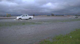 Garibay dijo que entre las obras planeadas se encuentra la canalización del arroyo Pavón