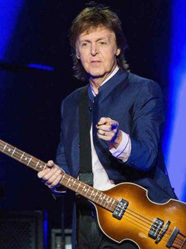 Legado. Las canciones son las que McCartney compuso con John Lennon.