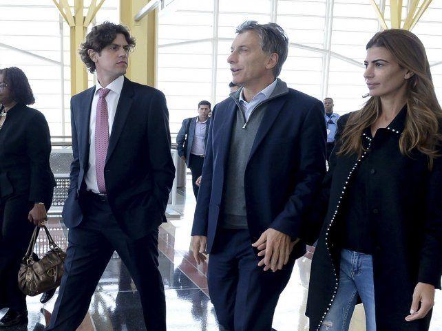El embajador argentino en Washington