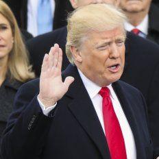 segui en vivo el acto de asuncion de donald trump como presidente de los estados unidos