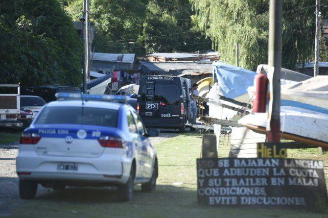 El cuerpo fue rescatado en la zona del puente del Swift.