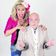 Humor. Cristian Valci y Martín Torres actúan los sábados en Olimpo Concert.