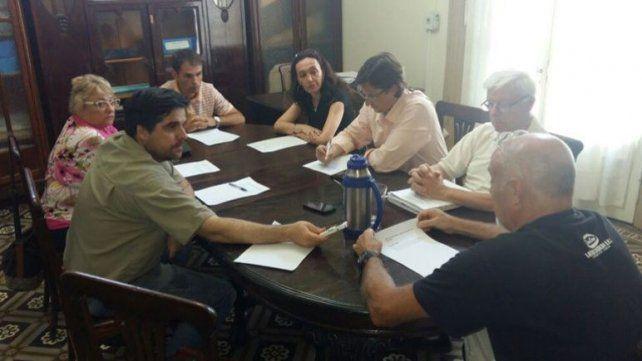 Debate. El oficialismo del Frente Progresista en el Concejo impuso la suba.