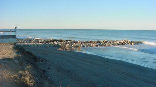 La laguna de Mar Chiquita, escenario de una tragedia.
