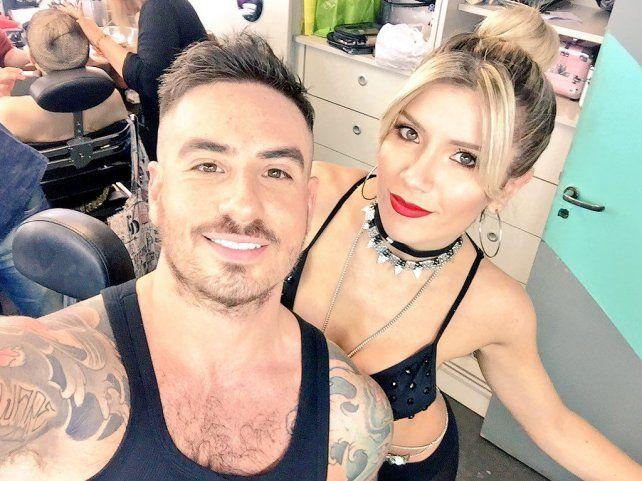 Fede y Laurita