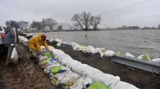 Federación Agraria exigió la urgente realización de obras hídricas para paliar los efectos de las inundaciones.