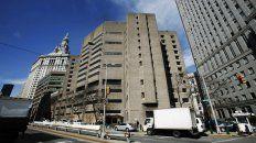 Confinamiento. Imagen de 2009 del Metropolitan Correctional Center de Nueva York. Sus paredes pueden frenar a un camión de 7 toneladas.