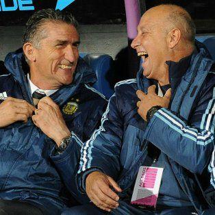 Bauza y Di Leo, toda una vida juntos alrededor de la pelota.