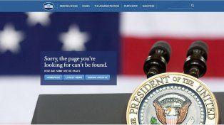 Donald Trump envió un clarísimo mensaje a los hispanos a través de la web de la Casa Blanca