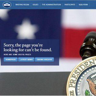 donald trump envio un clarisimo mensaje a los hispanos a traves de la web de la casa blanca
