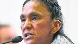 Milagro. Líder de la Túpac Amaru.