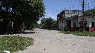 asentamiento. El crimen ocurrió ayer cerca de las 3 en Magallanes al 1800.