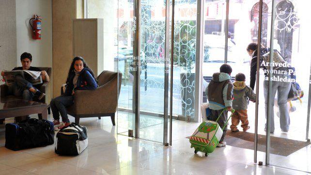 Rosario tiene una aceptable afluencia de turistas los fines de semanas largos