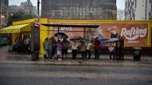 Si bien puede haber algunas lluvias en la región, ya cesó el alerta por tormentas fuertes. (Foto de archivo)