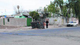 sin palabras. Un joven fue baleado en las piernas en Ayacucho y Centeno.