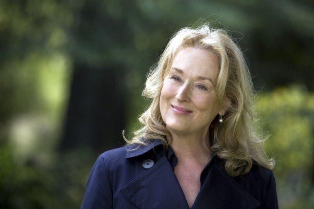 La genial respuesta de Meryl Streep cuando se enteró de su 20ª nominación a los Oscar