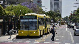 El sistema de Metrobús se inauguró hace poco más de seis meses.